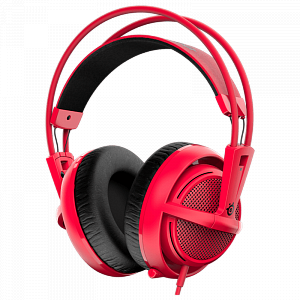 SteelSeries Siberia 200 Forged Red - фото 1