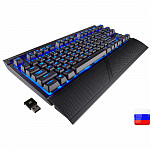 Клавиатура Corsair K63 Wireless Cherry MX Red