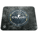 SteelSeries QCK + Counter-Strike: Global Offensive Edition