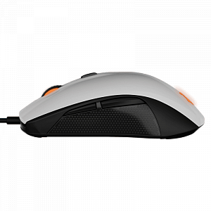 Мышь SteelSeries Rival 100 White - фото 4