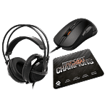 Мышь SteelSeries Champions Bundle