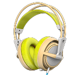 Наушники SteelSeries Siberia 200 Gaia Green