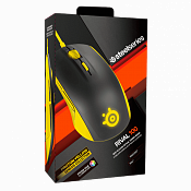 Мышь SteelSeries Rival 100 Proton Yellow - фото 5