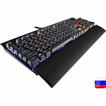 Клавиатура Corsair K70 RGB Rapidfire Cherry MX Speed Black USB